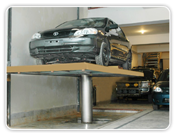 Car Parking / Cargo Lift